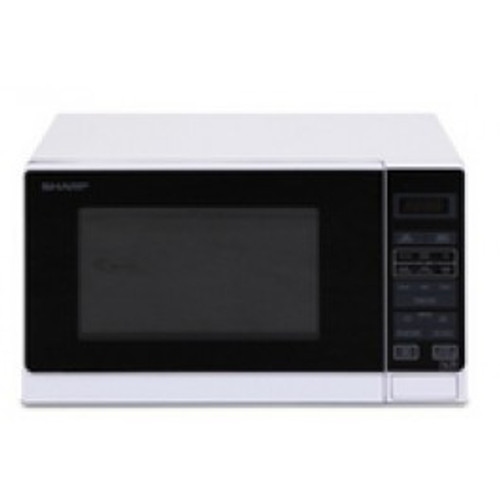 Sharp 750W White Microwave R20AOW
