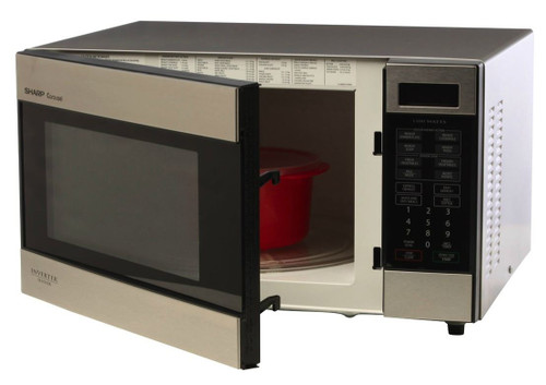 Sharp 32L 1200W Stainless Steel Microwave R395YS