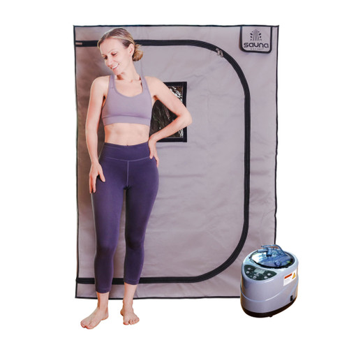 Sauna Rocket 2-Person Home XL Steam Room for Recovery, Detox, Weight Loss, Relaxation