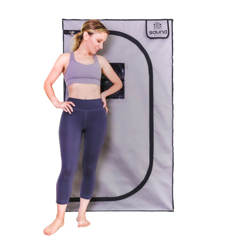 Sauna Rocket Far-infrared Sauna for Recovery, Detox, Weight Loss, Relaxation