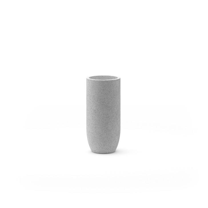 Everett Tall Round Planter Pots