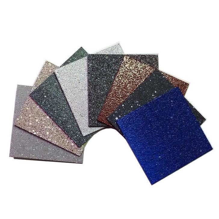 fiberglass color samples