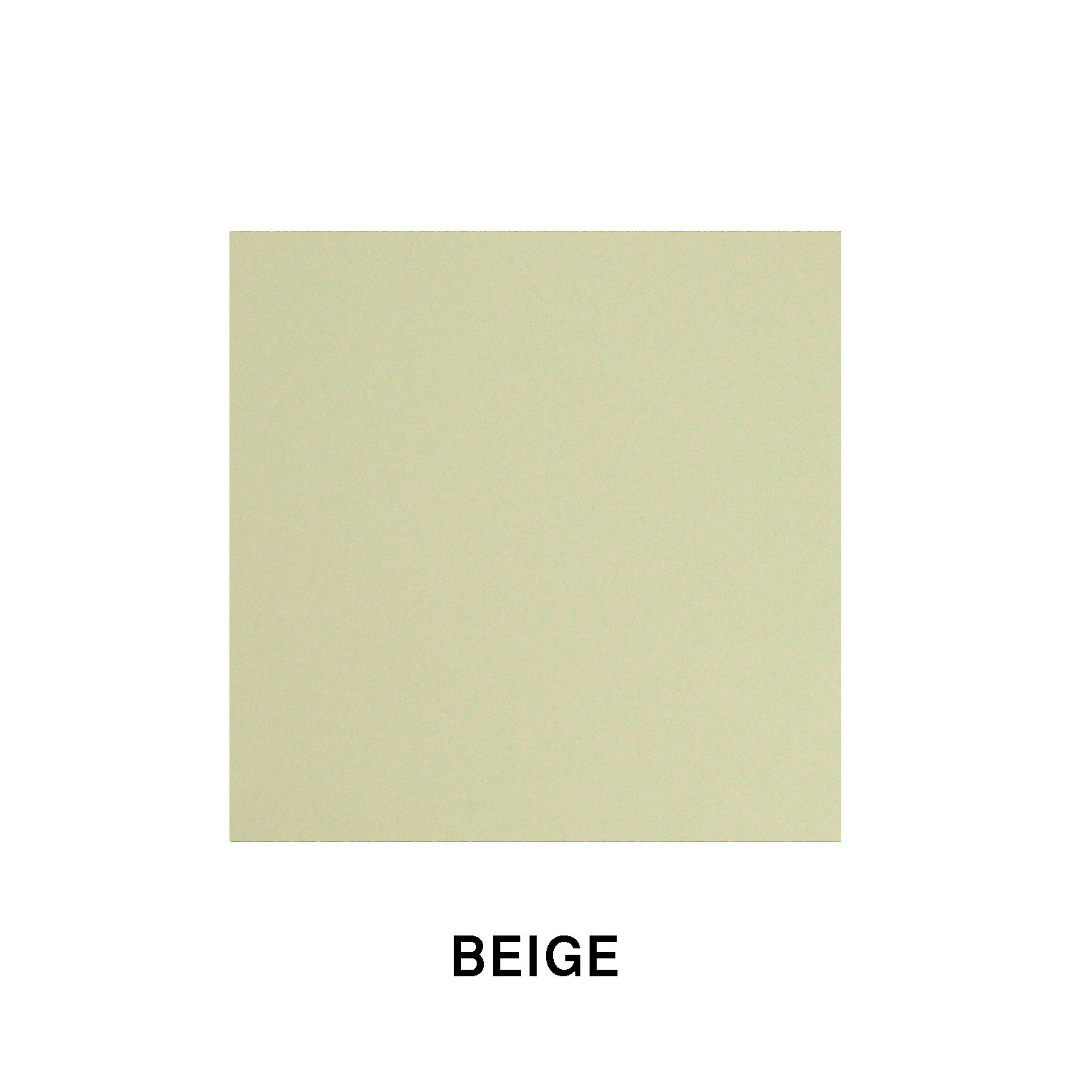 Beige Fiberglass Finish