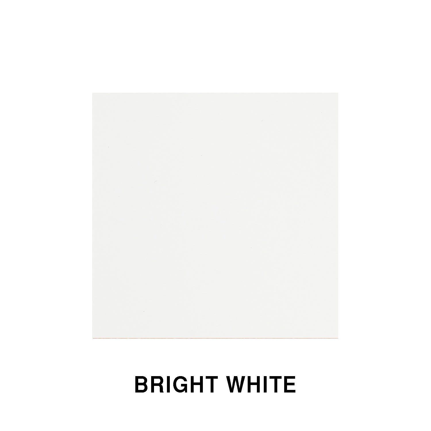 Bright White Fiberglass Finish