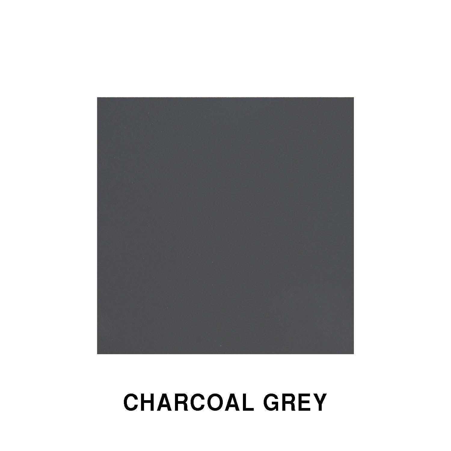 Charcoal Grey Fiberglass Finish
