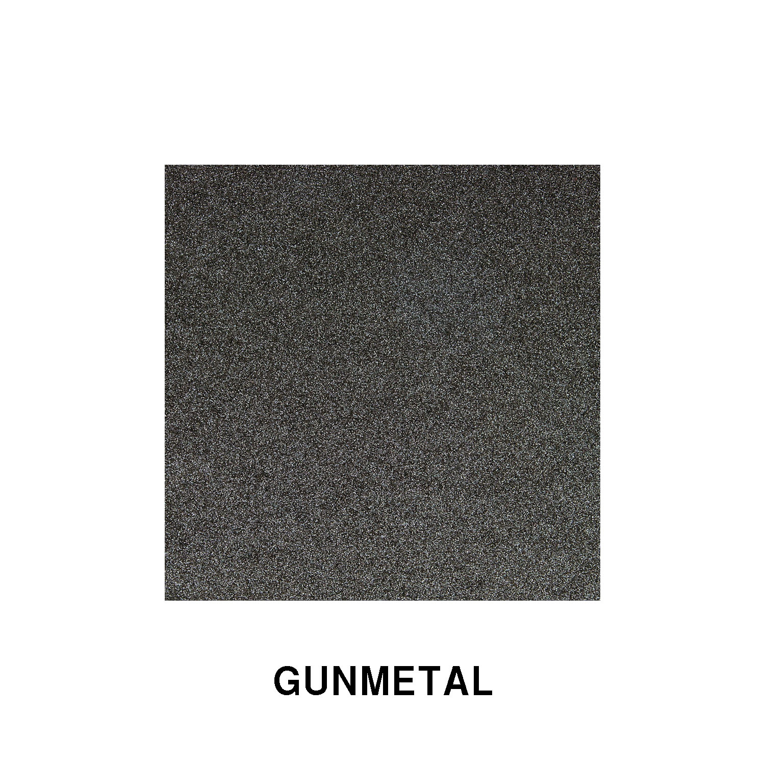 Gunmetal Metallic Fiberglass Finish