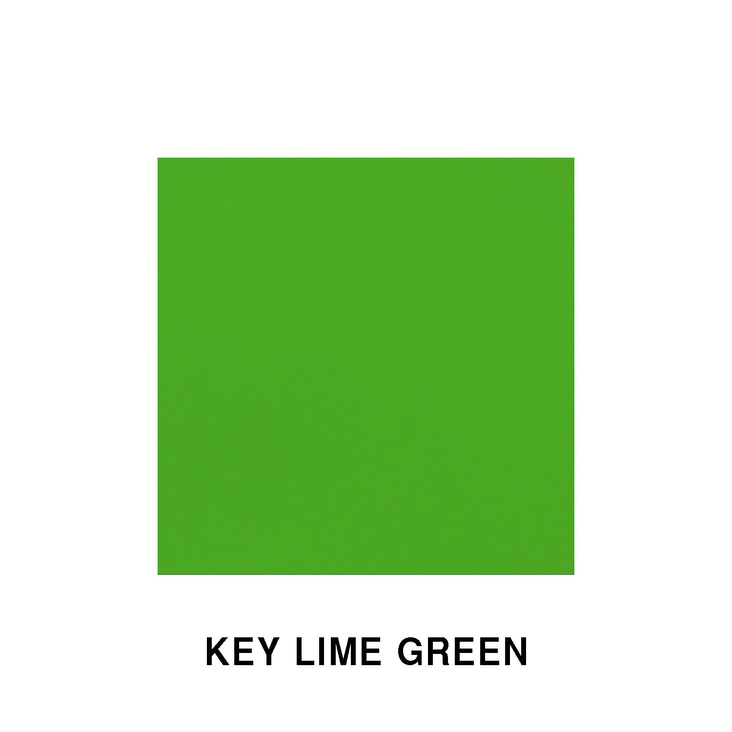 Key Lime Green Fiberglass Finish