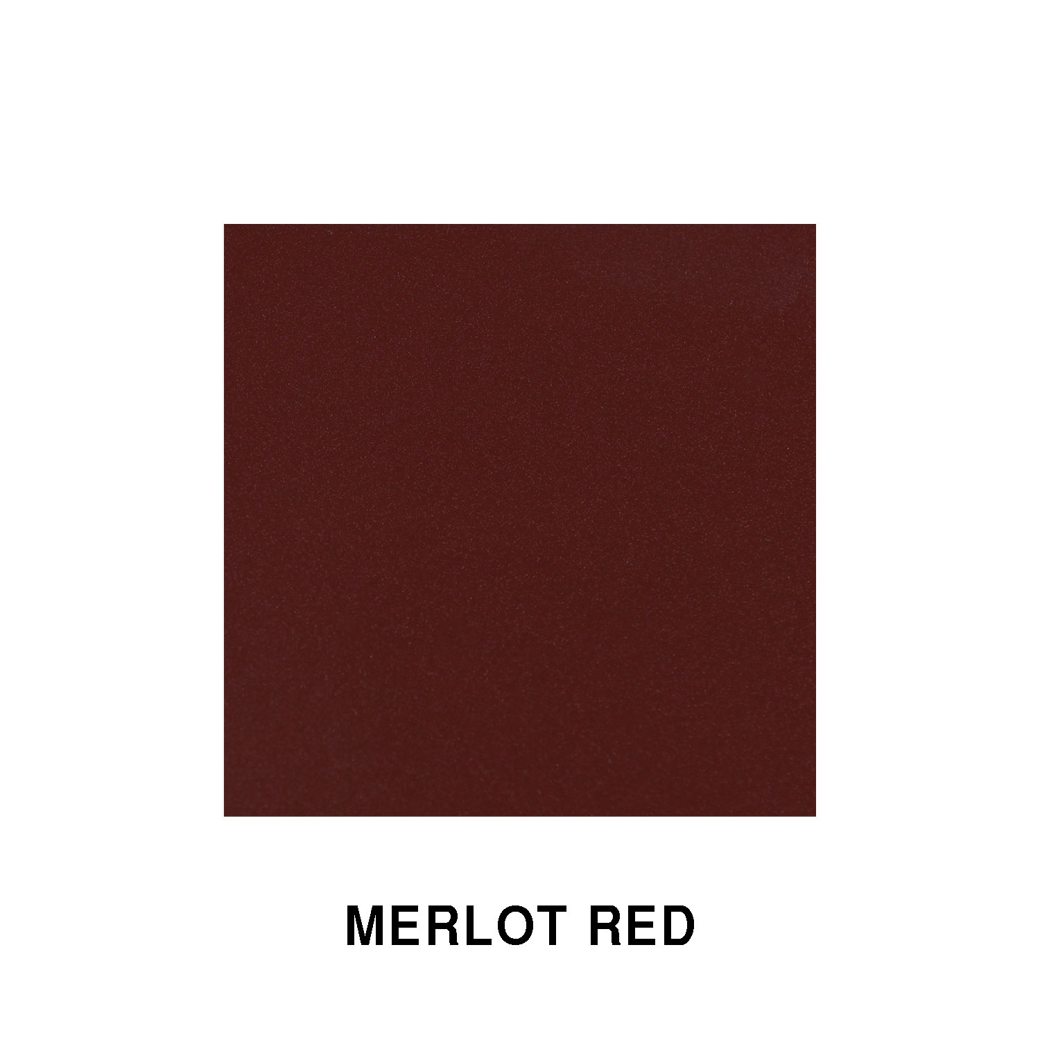 Merlot Red Fiberglass Finish