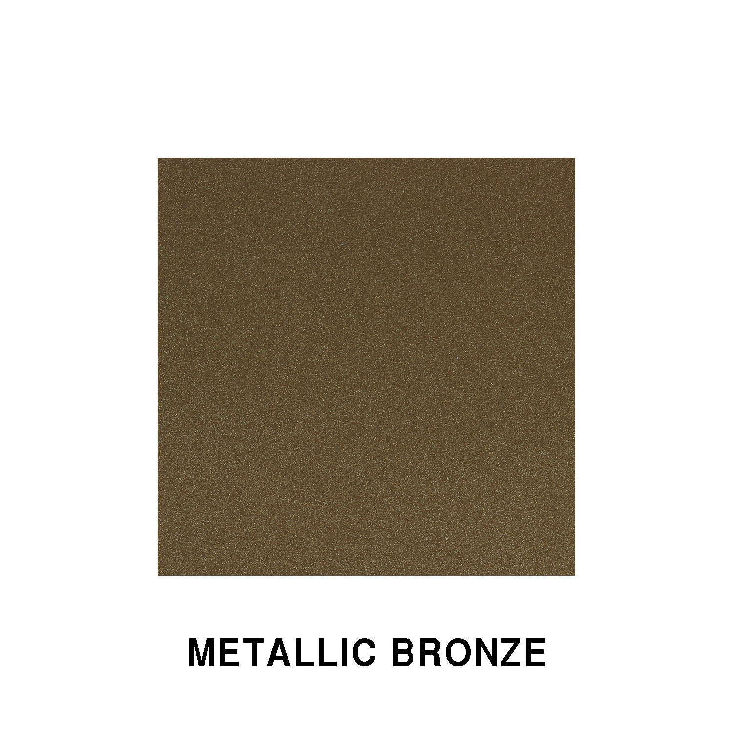 Metallic Bronze Fiberglass Finish
