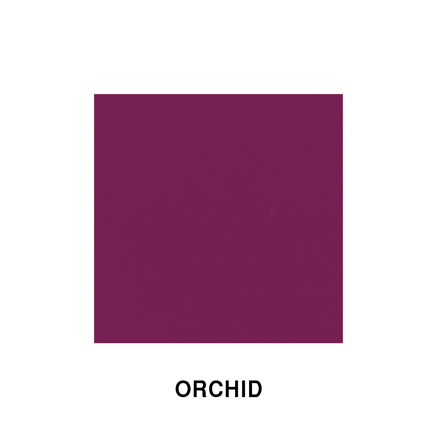 Orchid Purple Fiberglass Finish