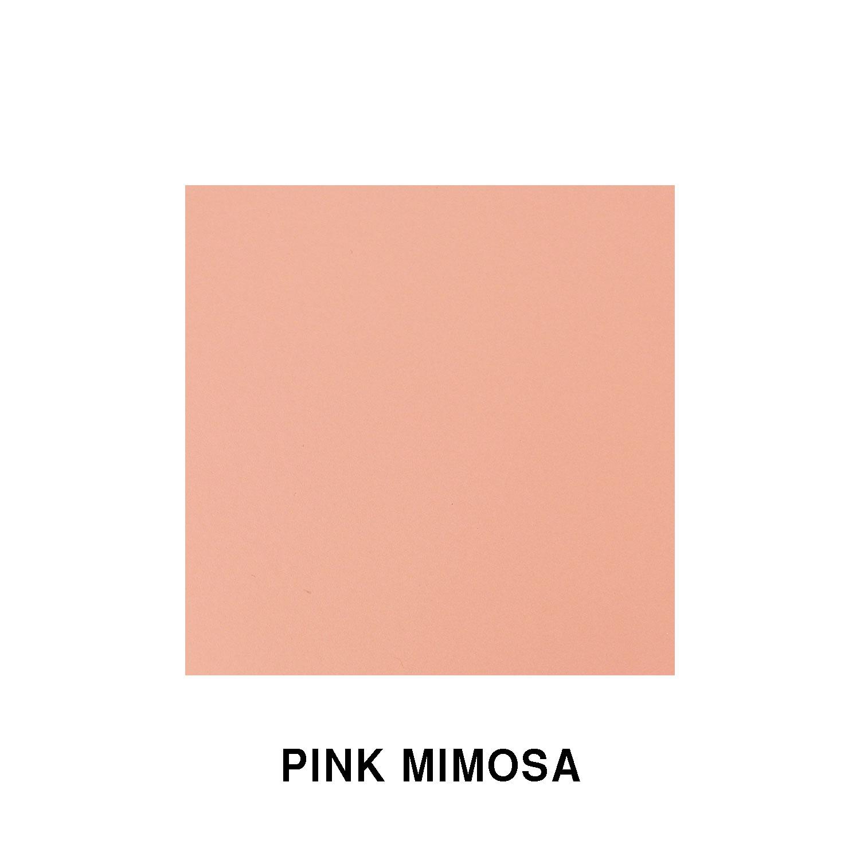 Pink Mimosa Fiberglass Finish