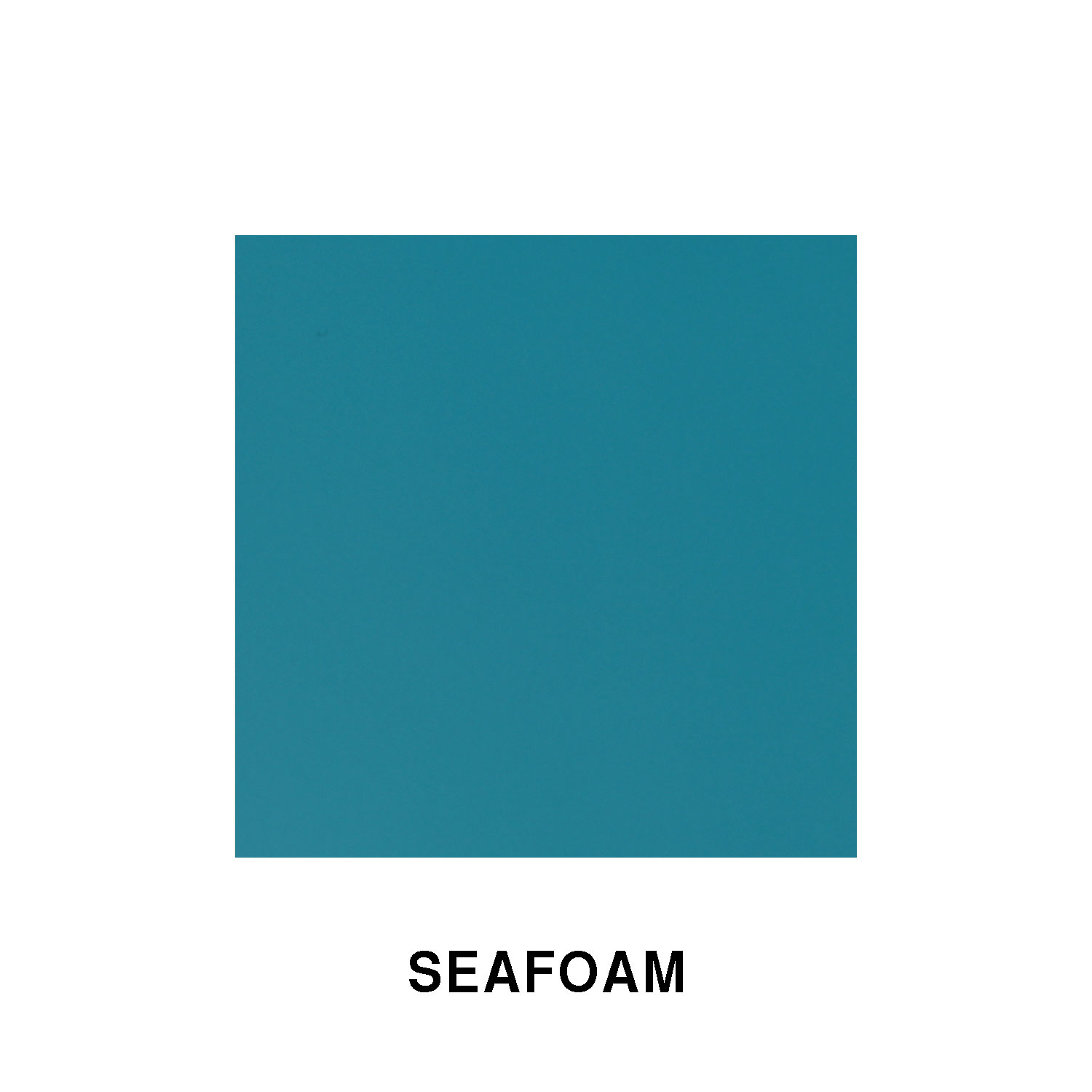 Seafoam Fiberglass Finish