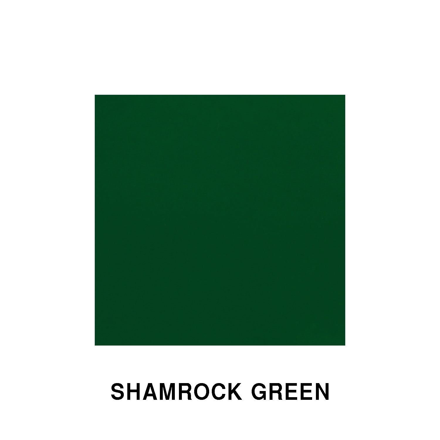 Shamrock Green Fiberglass Finish