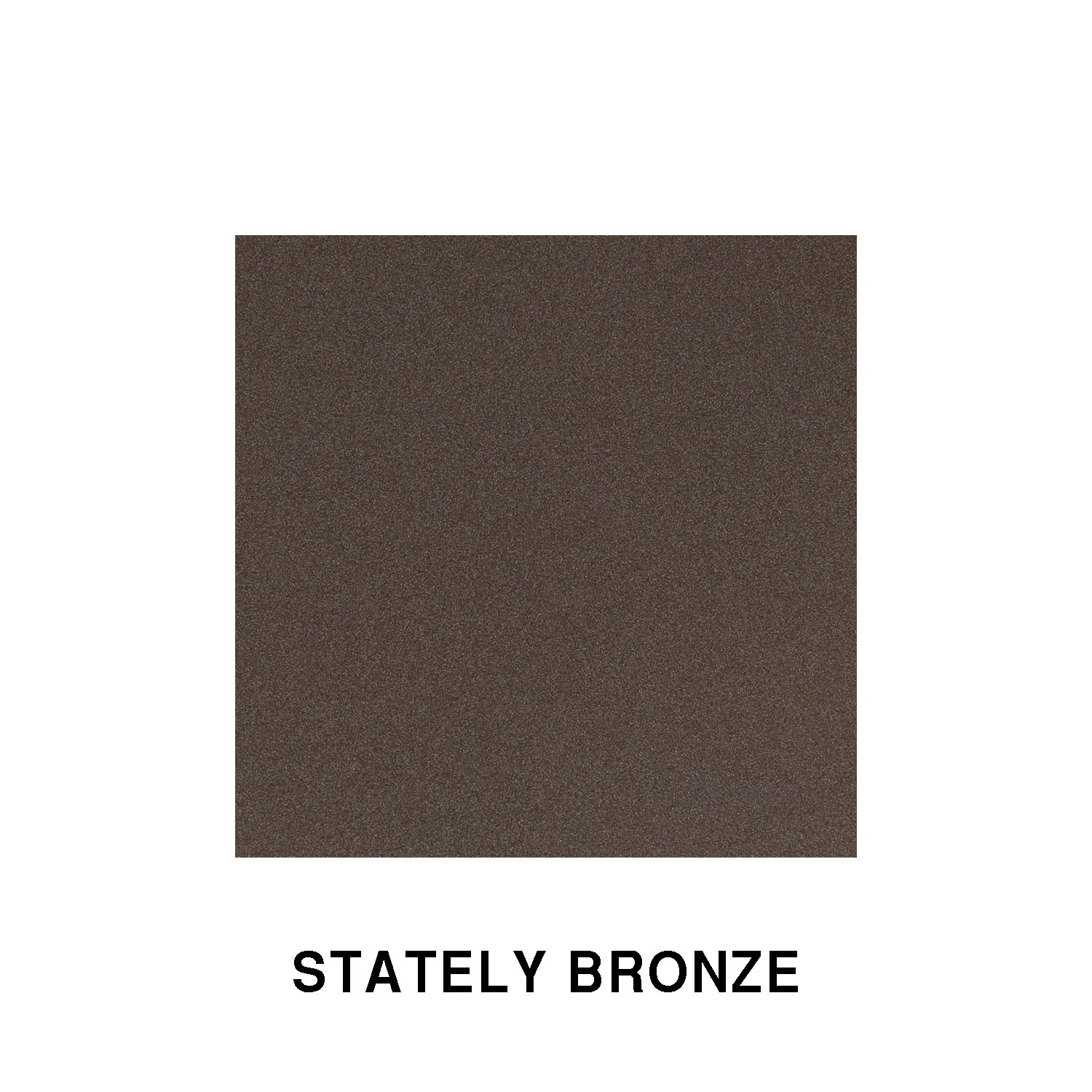 Stately Bronze Fiberglass Finish