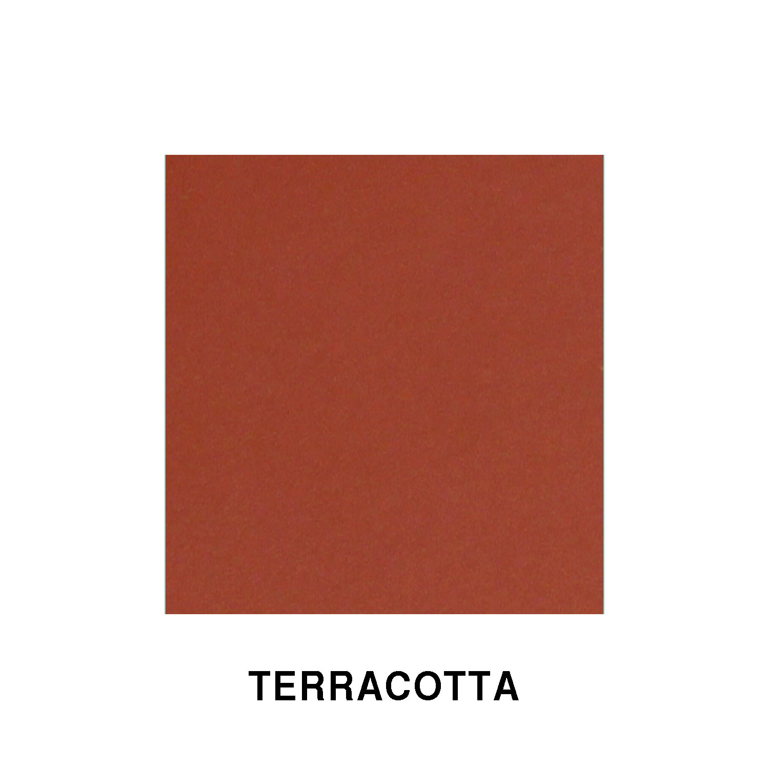 Terracotta Fiberglass Finish