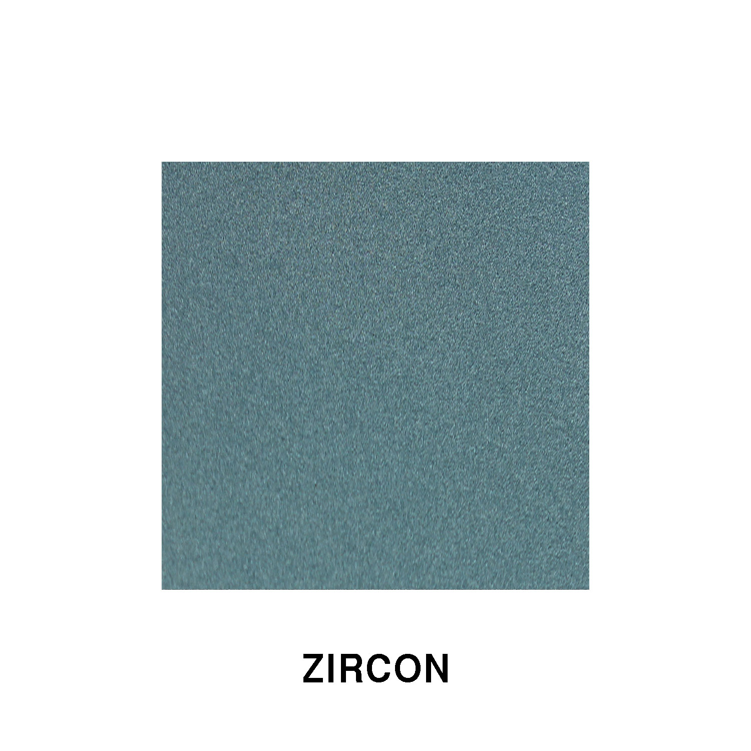 Zircon Fiberglass Finish