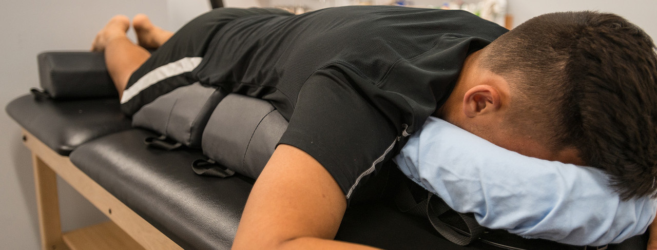 The bodyCushion relieves tension and improves relaxation for your clients.