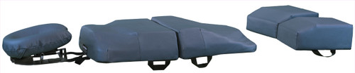 James Waslaski Package features a 4-Piece bodyCushion with armRests.