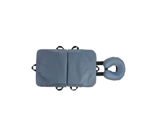 3-Piece bodyCushion top view