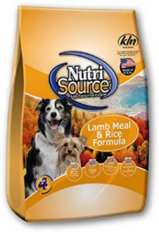 Nutri Source Adult Lamb and Rice