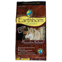 Earthborn Primitive Natural Grain Free Dry Dog Food