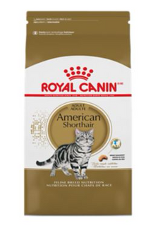 Royal Canin American Shorthair Dry Cat Food 7Lbs