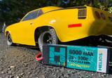 2S 6000 mAh 100c Racing Lipo