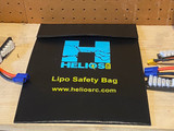 Lipo Charging and Storage Bag (Flat Style)