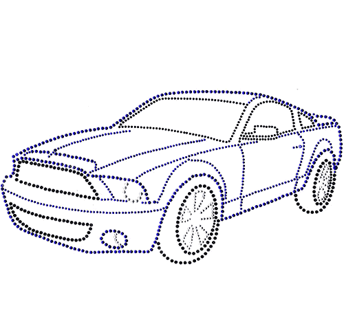 Mustang Car Design (S4360)