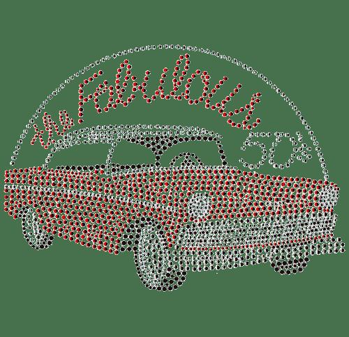 The Fabulous 50's Vintage Car (S101741)