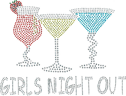 Girls Night Out (S4054)