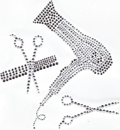 Hematite Hairdresser Set shown (S5452-HEM).
