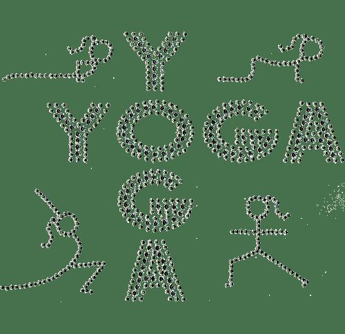Yoga Poses Design (S102046)