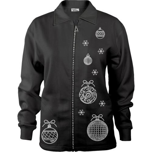 Christmas Ornaments Cardigan Jackets