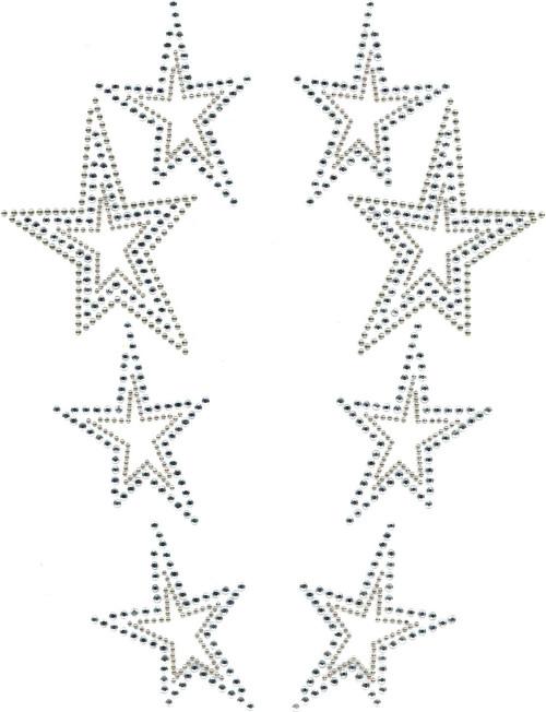 Falling Stars Décor Set.