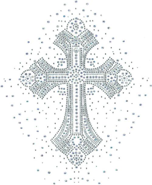Large Cross.