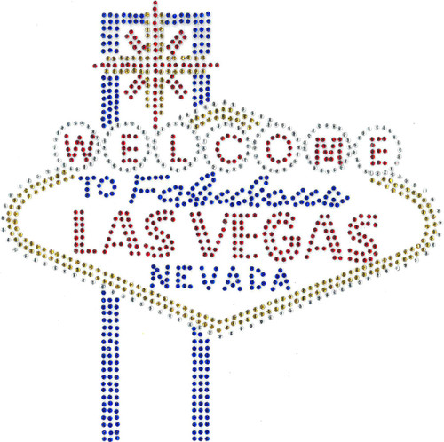 Welcome To Fabulous La Vegas, NV Sign.