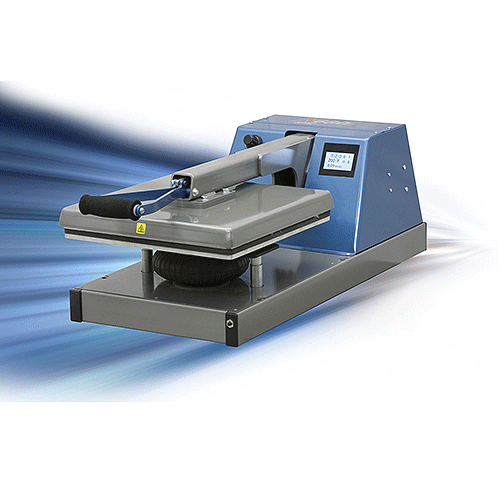 HIX N-680 Air-Operated Automatic Clamshell Press