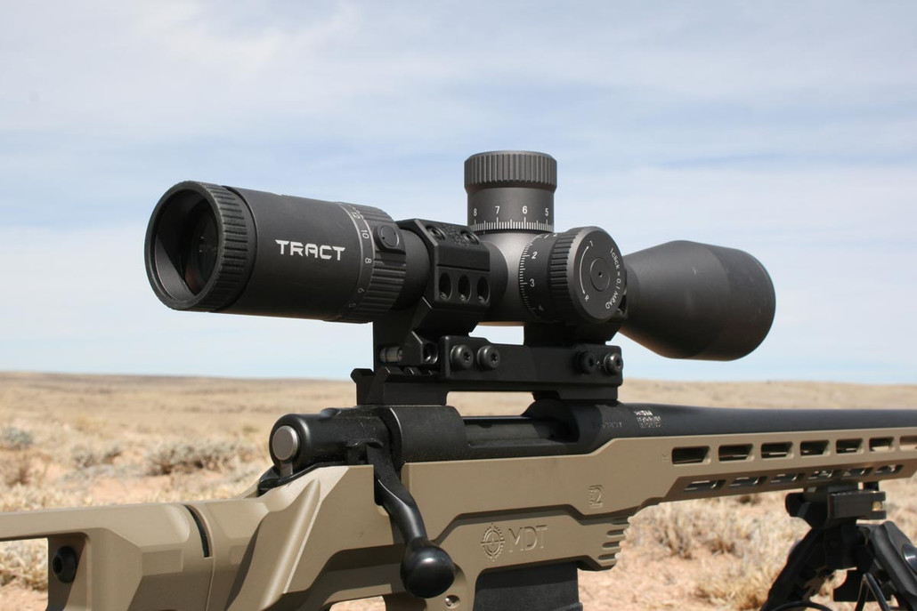 HOW TO TEST YOUR NEW RIFLESCOPE