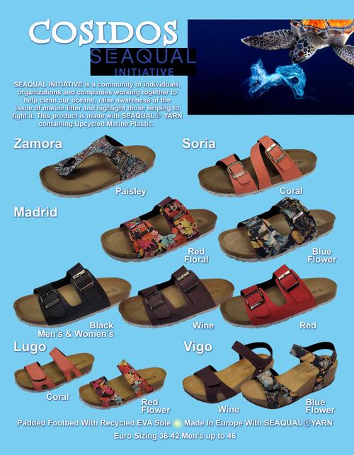 Cosidos Sandals