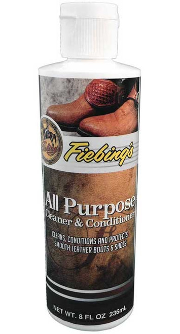 Fiebing's All-Purpose Leather Cleaner and Conditioner
