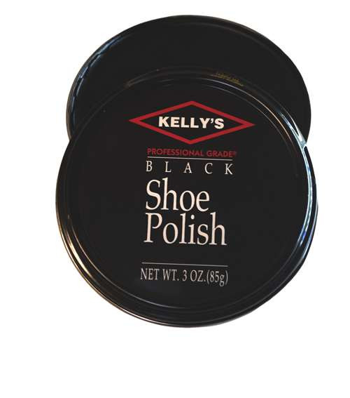 Kelly's Shoe Wax Polish