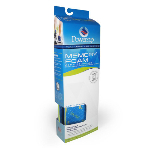 Powerstep Memory Foam Orthotic