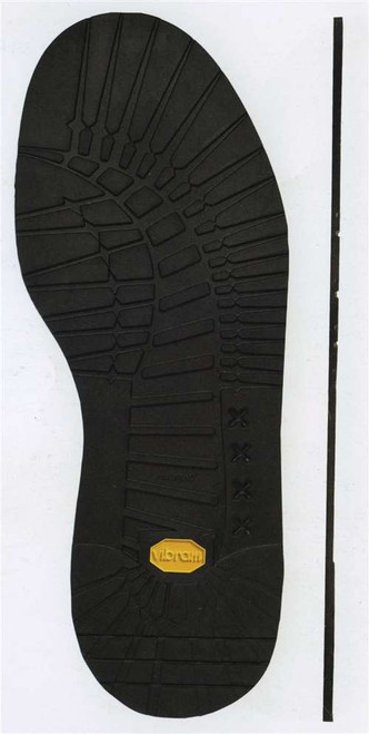 Vibram Athletic 127 Sole