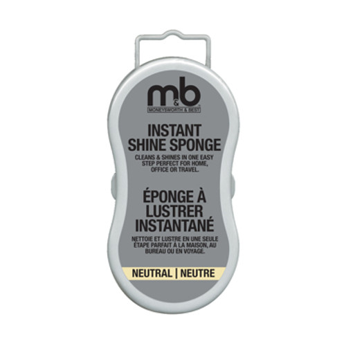 Moneysworth & Best Instant Shine Sponge