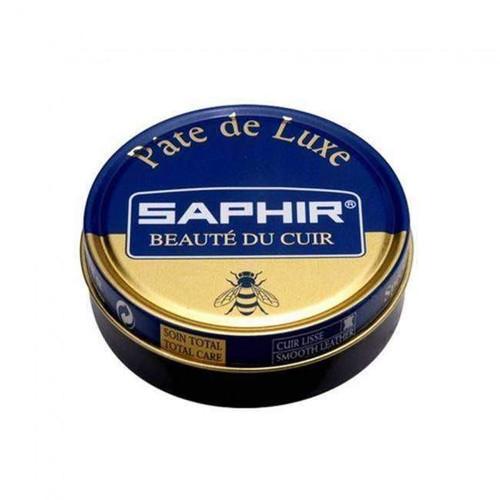 Saphir Pate de Luxe Shoe Polish Wax