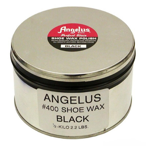 Angelus Shoe Wax Polish Kilo