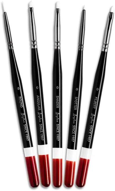 Angelus Micro Detail Paint Brush Set