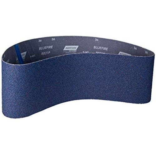 """Norzon BlueFire 3""""x65"""" Sanding Belt"""