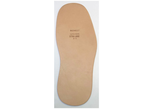 Midwest Super Prime Leather Full Sole